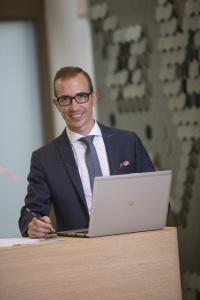 Stephan Naef, acrevis Bank AG