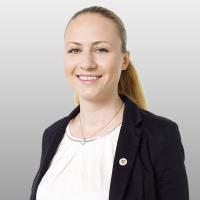 Doris Potoku, BNI National Office Switzerland / FL